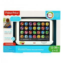 Fisher-Price Libro cancionero interactivo de aprendizaje 6-36m