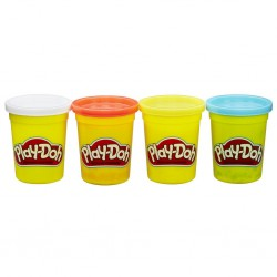 PACK 4 BOTES DE PLAY-DOH
