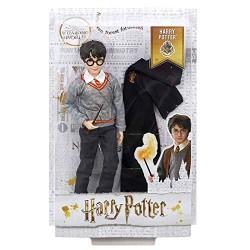 Harry Potter Muñeco uniforme y capa de Gryffindor 26cm