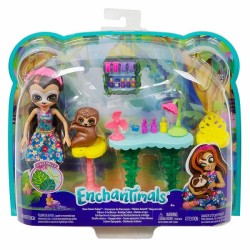 Enchantimals Sage Skunk y Caper
