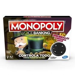 Juego de mesa Monopoly Voice Banking