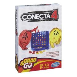 Juego Conecta 4 de viaje Hasbro