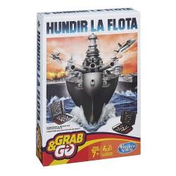Juego Hundir la flota de viaje Hasbro