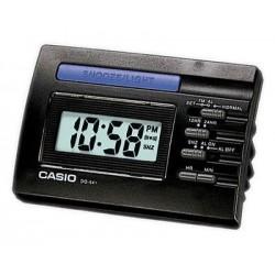 Despertador Despertador digital Casio DQ-541D1R negroCasio DQ-541D8R plateado