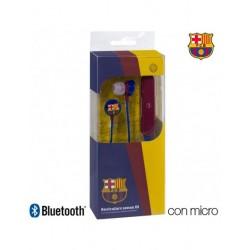 Auriculares del Fútbol Club Barcelona