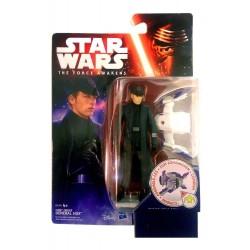Figura de tar Wars General Hux Hasbro B4164 10cm