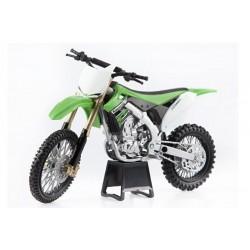 Kawasaki KX450F para montar Maisto 1:12