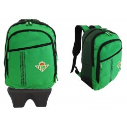 Mochila Real Betis grande adaptable a carro 42cm