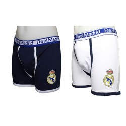 Calzoncillos boxer Real Madrid adulto pack 2 unidades