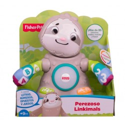 Perezoso Linkimals Fisher Price +9meses