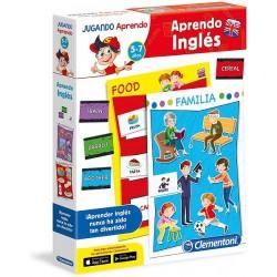 Aprende Ingles 4-6Años  R.65598 Clementoni