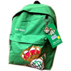 Mochila Real Betis adaptable a carro 42cm grande