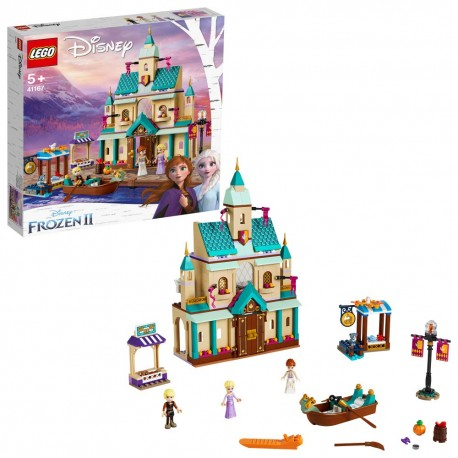 LEGO Disney Frozen 41167 Aldea del Castillo de Arendelle