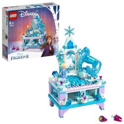 LEGO Disney Frozen 41168 Joyero Creativo de Elsa