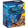 Playmobil 70070 THE MOVIE Rex Dasher con Paracaídas