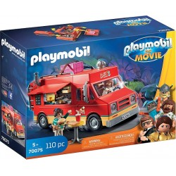 Playmobil 70075 THE MOVIE Food Truck Del