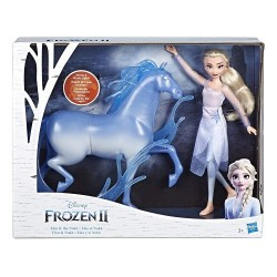 Muñecas Nokk&Elsa Frozen2 E5516 Hasbro