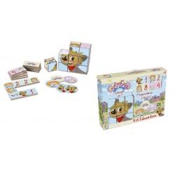 Educa baby puzzles Peppa Pig Edad +24 meses