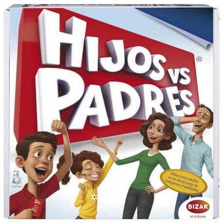 Juegode mesa hijos contra padres