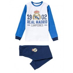 Pijama Real Madrid Adulto invierno interlock