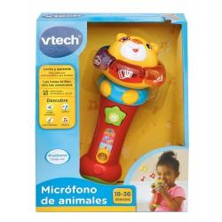 Vtech micrófono de animales...