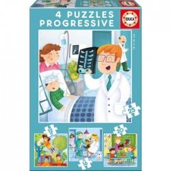 Puzzles progresivos...