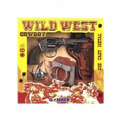 Revolver Oeste con funda...