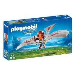 Playmobil 9342 Enano con Máquina Voladora
