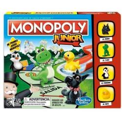 Mi primer Monopoly Junior de Hasbro