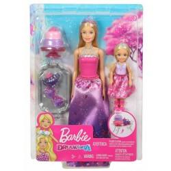 Muñeca Barbie Hadas Dreamtopia