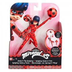 Figura Prodigiosa Ladybug