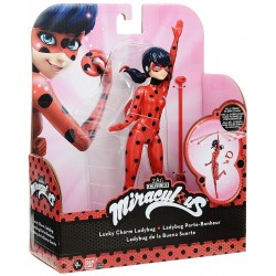 Figura Prodigiosa Ladybug Salta y Vuela