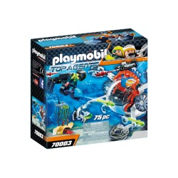 Playmobil 70003 SPY TEAM...