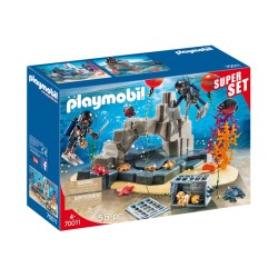 Playmobil 70011 SuperSet...