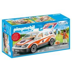 Playmobil 70050 Coche de...