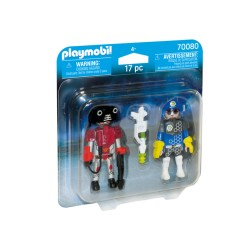 Playmobil 70080 Duo Pack...