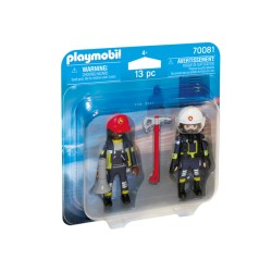 Playmobil 70081 Duo Pack...