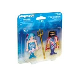 Playmobil 70082 Duo Pack...