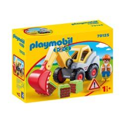 Playmobil 70125 1.2.3 Pala...