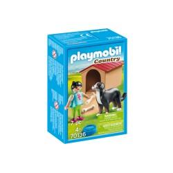 Playmobil 70136 Perro con...