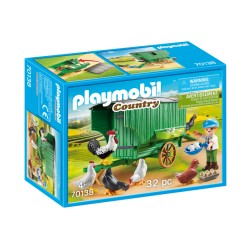 Playmobil 70138 Gallinero