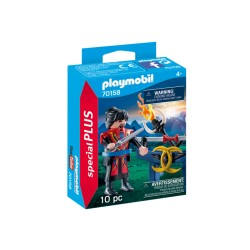 Playmobil 70158 Guerrero