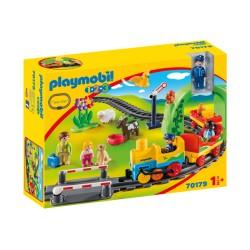 Playmobil 70179 1.2.3 Mi...