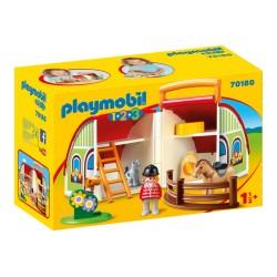 Playmobil 70180 1.2.3 Mi...