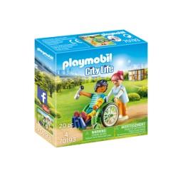 Playmobil 70193 Paciente en...