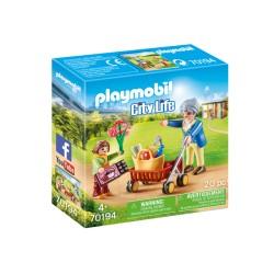Playmobil 70194 Abuela con...