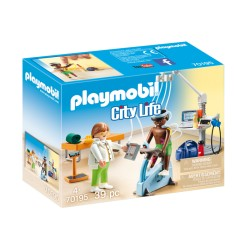 Playmobil 70195 Fisioterapeuta