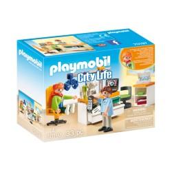 Playmobil 70197 Oftalmólogo