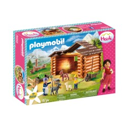 Playmobil 70255 Establo de...