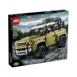 Lego Technic Land Rover...